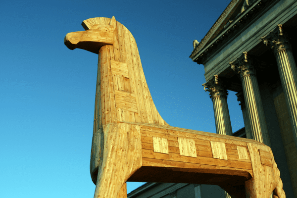 Trojan Horses Aren't Merely Greek Myths or Computer Viruses on networkcomputerpros