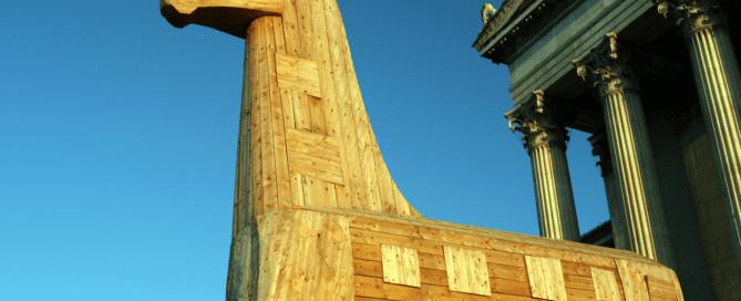 Trojan Horses Aren't Merely Greek Myths or Computer Viruses on networkcomputerpros